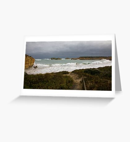 Great Ocean Road Victoria Greeting Card