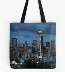Seattle (wide) Tote Bag