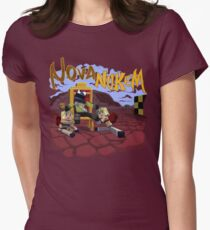 Nova Nukem Women's Fitted T-Shirt