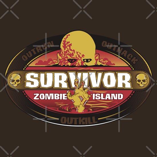 TShirtGifter presents: Survivor: Zombie Island