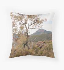 Warrumbungles Throw Pillow