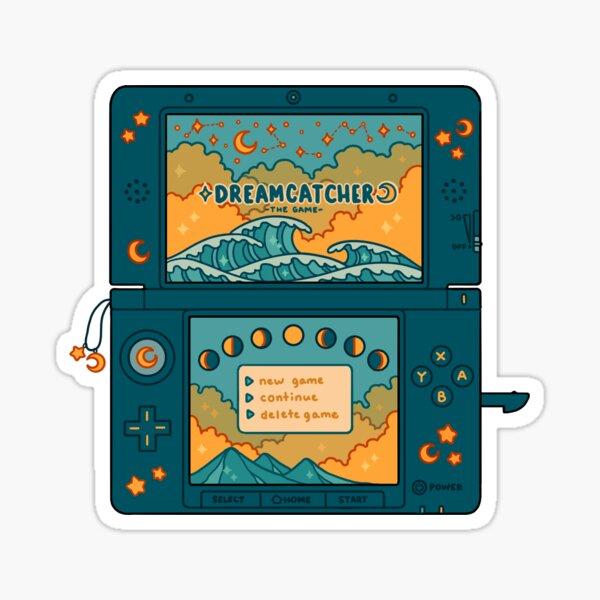 Dreamcatcher DS Sticker