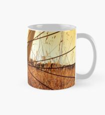 Cycling In A Wheat Field Mug
