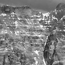 Mountain Face by Dean Bailey