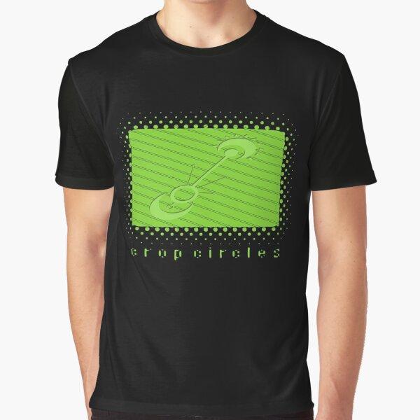 Crop Circles Graphic T-Shirt