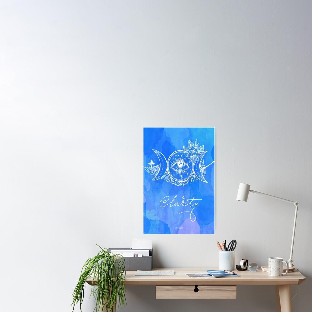 Third Eye - Chakra Poster