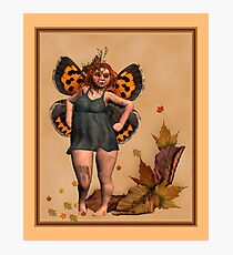 Autumn Fey Photographic Print