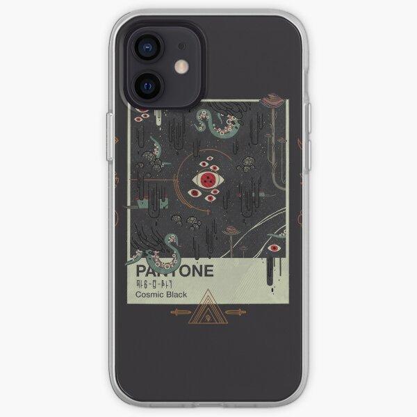 Cosmic Black iPhone Soft Case
