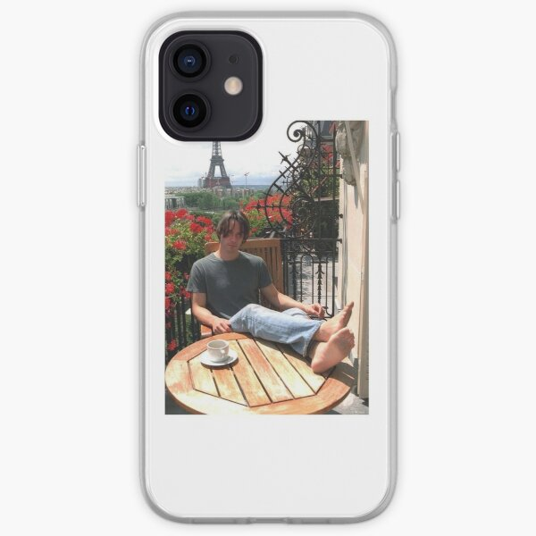 Keanu Reeves iPhone Soft Case