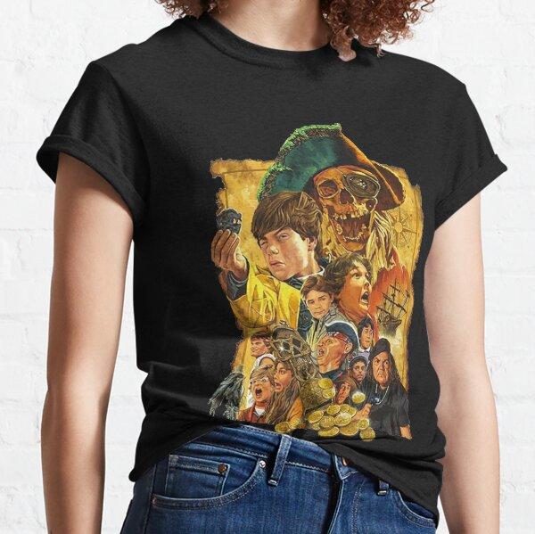RARE!! The Goonies Artwork Poster Classic T-Shirt
