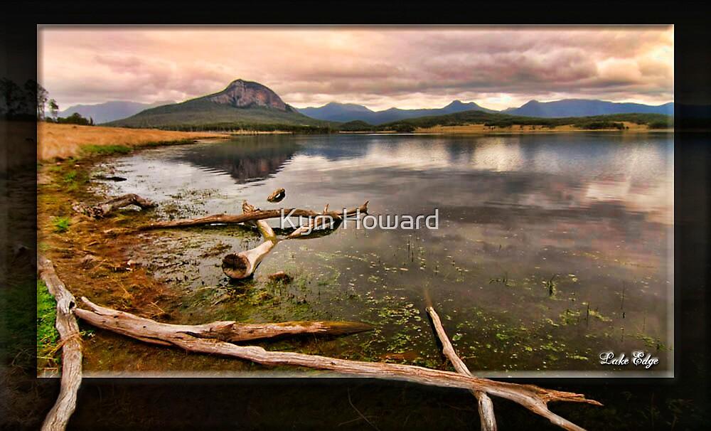 Moogerah Lake by Kym Howard