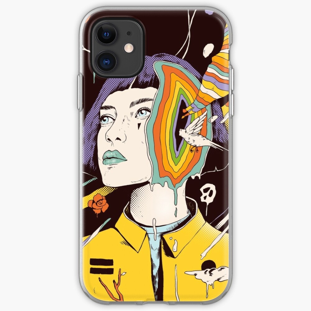 The Overthinker iPhone Case & Cover