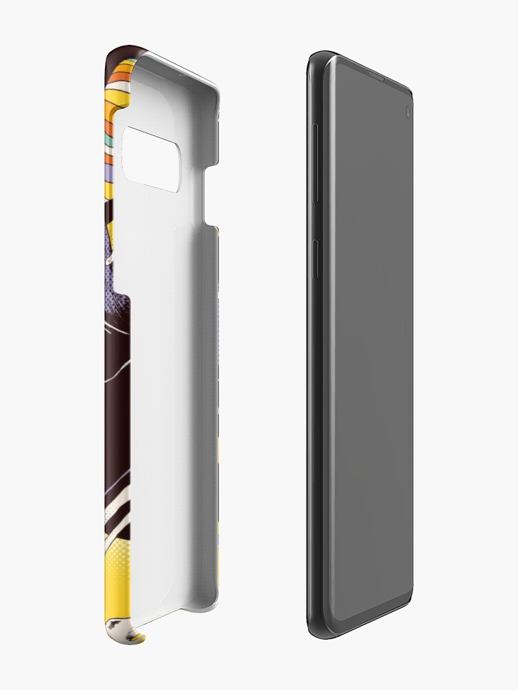 Alternate view of The Overthinker Case & Skin for Samsung Galaxy