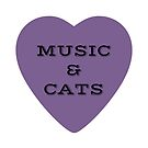 Music and Cats by WiseKitty