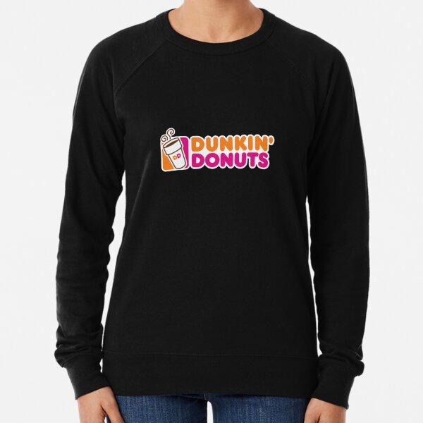 Best Selling Dunkin Donuts Logo Lightweight Sweatshirt