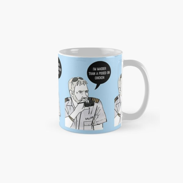 The Captain Classic Mug