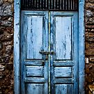 Greek Door by Kofoed