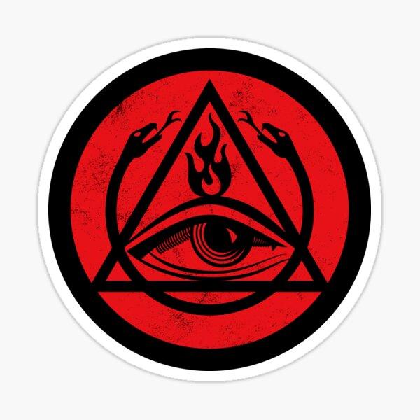 Order of the Triad logo — The Venture Bros.  Sticker