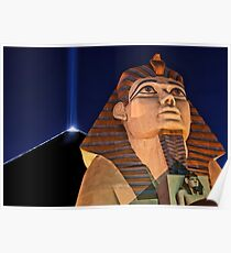 Luxor Poster
