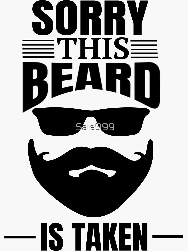 Long Live The Beard HOODIE hoody Beard Facial Hair Joke Top birthday funny gift