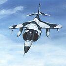 Harrier GR3 by Lee Twigger
