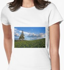 Unique Women's Fitted T-Shirt