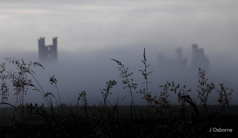 Castle in the Fog by J Osborne