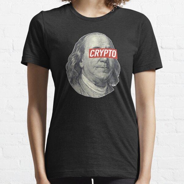 B.Franklin Crypto Essential T-Shirt