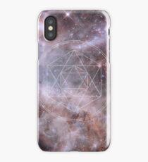 Sacred Geometry Universe iPhone Case/Skin