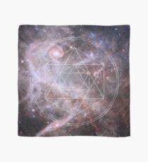 Sacred Geometry Universe Scarf