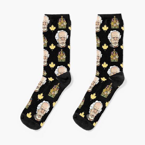 Wilfrid Laurier's This Century Socks