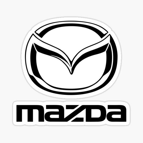 Superventas - Mercancía del logotipo de Mazda Pegatina