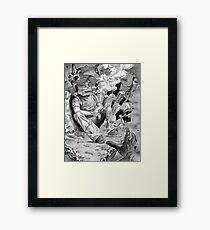 Higher Elevation Framed Print