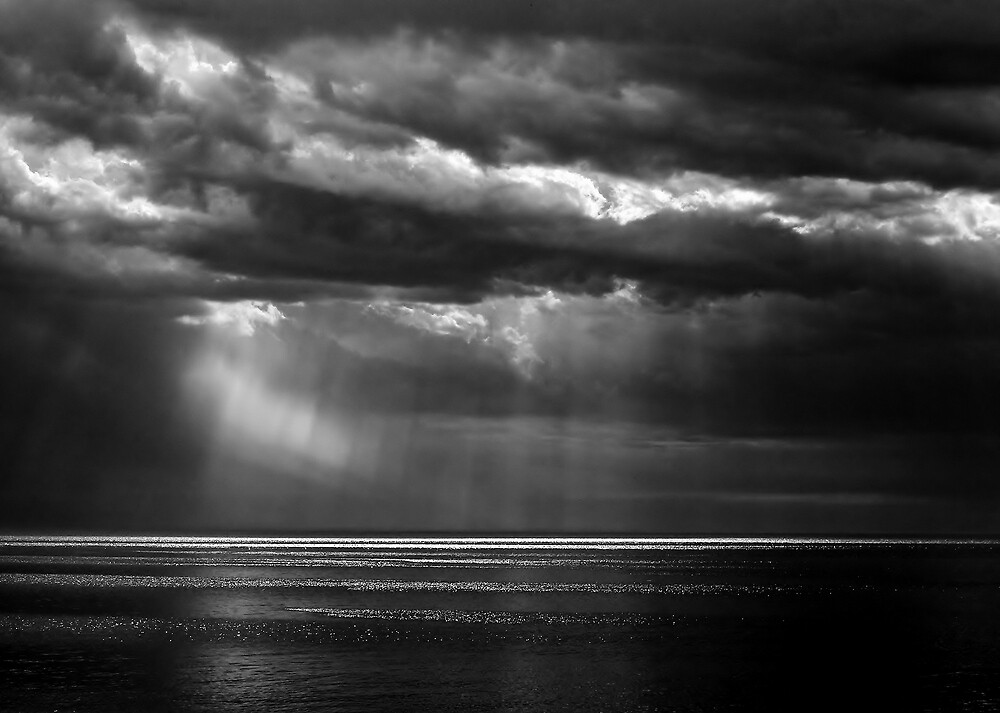 Watching the Storm by Kathilee