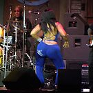 MBBF 2011 Bobby Rush's Dancers 2 by Sandra Gray