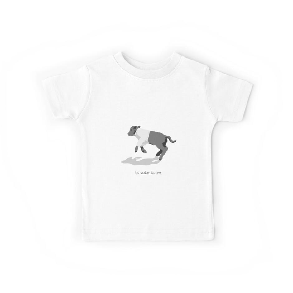 Les Vaches du Tour - kids' wear by LesVaches