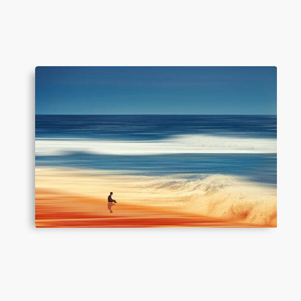 the moment before Canvas Print