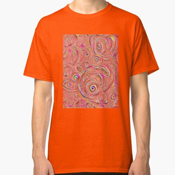 DeepDream Red Full 4K Classic T-Shirt