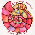 """""""Challenge Winner Banner"""" Pets Are Us. by vimasi"""
