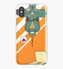 TMNT - Michelangelo iPhone Case/Skin