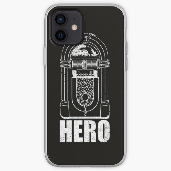 Hero iPhone Soft Case