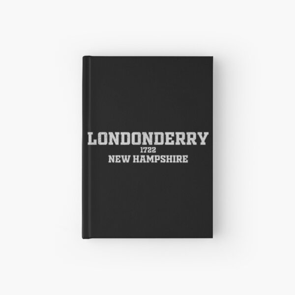 Londonderry New Hampshire Hardcover Journal