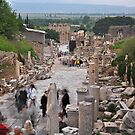 Main Street, Ephasus by Peter Hammer