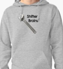 Shifter Brains Pullover Hoodie
