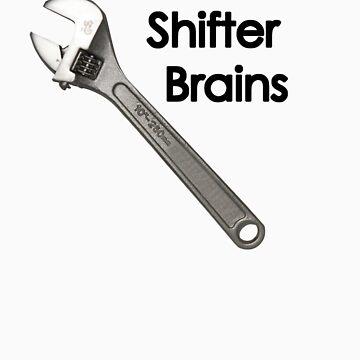 Shifter Brains by Mattpenfold