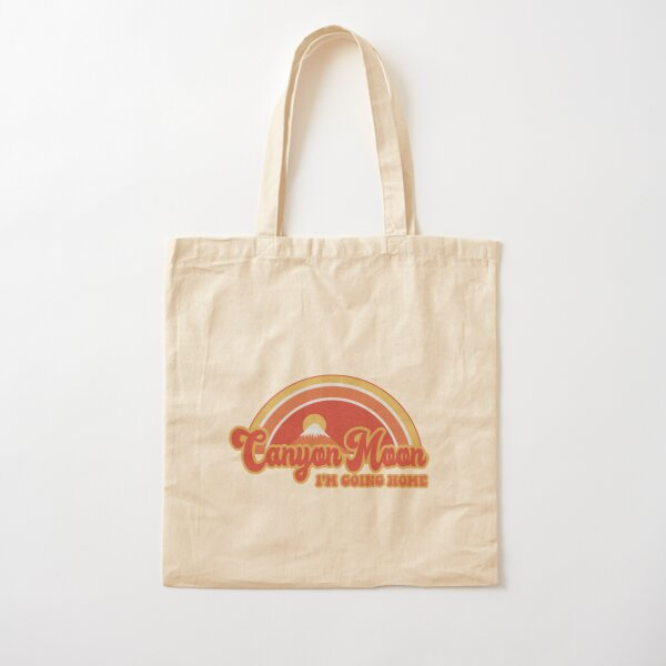 canyon moon Cotton Tote Bag