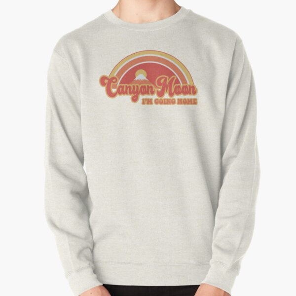 canyon moon Pullover Sweatshirt