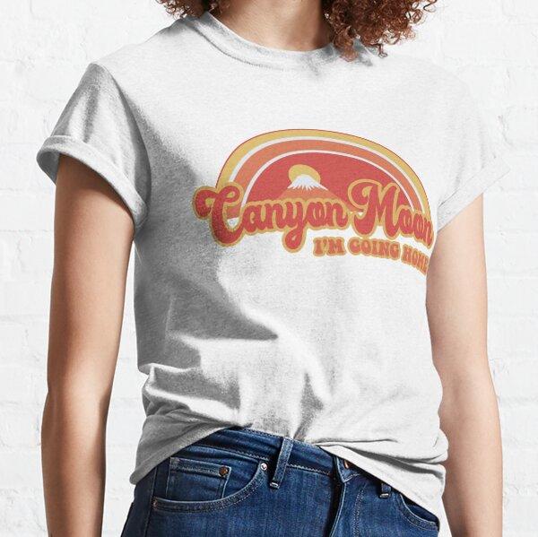 lune de canyon T-shirt classique