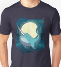 Space Narwhal Unisex T-Shirt