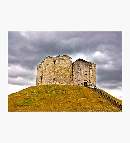 Clifford's Tower - York Photographic Print